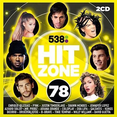 De nieuwste Hitzone 78