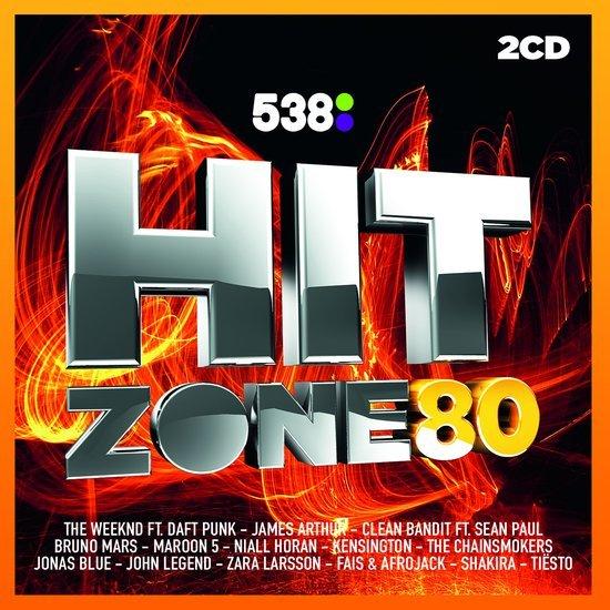 Laatst uitgebrachte Hitzone 80