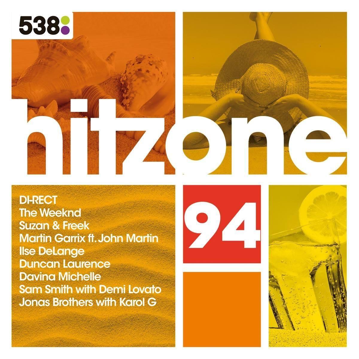 Laatst uitgebrachte Hitzone 94